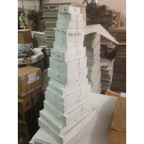 Caja Para Envoltura De Regalo 3 (mayoreo) 250 Pcs.