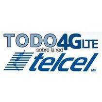 Chip Telcel 4g Lte Activo Cualquier Lada R5 Mayoreo 8 Pesos