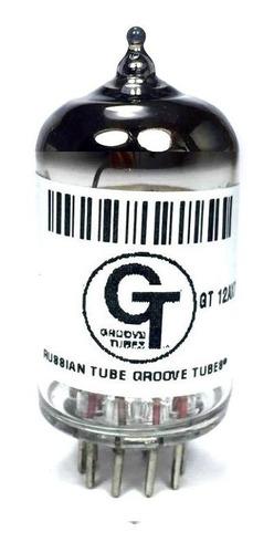 3 Gt-12ax7-s Bulbos, Valvulas,  Groove Tubes® Fender®