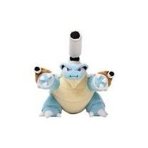 Peluche Pokemon Blastoise Última Evolución De Squirtle 23cm