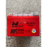 Batería De Gel Italika Ft125 Sport/clásica Yb6l-bs Winmex