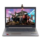 Laptop Gamer Core I5 Lenovo 6gb 2tb Radeon R530 2gb Ideapad