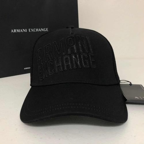 d5e8014509ffe Gorra armani exchange original ax black remate en venta jpg 500x500  Etiqueta original gorras armani exchange