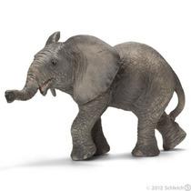 Elefante Africano Altura - Schleich Vida Silvestre Ternero R