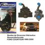 Bomba De Direccion Hidraulica / Licuadora Ford Countour