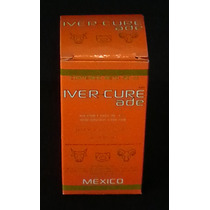 Ivermectina Inyectable Con Vit Ade - Iver-cure Ade 50 Ml.