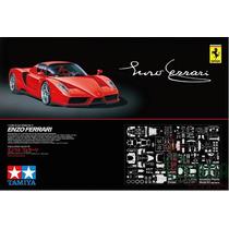 Modelo A Escala Ferrari 1/12 De Lo Mas Espectacular En Autos