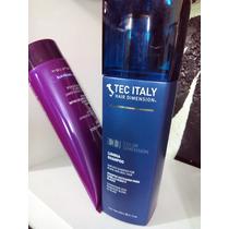 Kit Tec Italy Para Cabello Con Canas