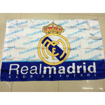 Bandera Real Madrid 1.5por90cm España Football Club Bar Etc