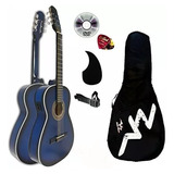 Guitarra Electroacústica De Ecualizador Ps900 Varios Colores