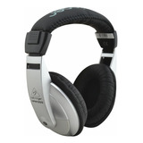 Audífonos Behringer Hpm1000 Silver Y Black