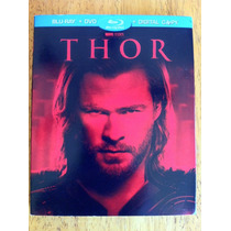 Thor Blu Ray Slipcover Exclusivo Best Buy Muy Raro
