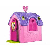 Casita Infantil Niñas Juego House Minnie Mouse Garantia