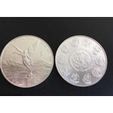 Onza Libertad Lote Un Kilo De Plata 32 Monedas