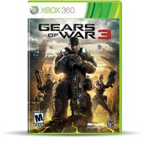 Gears Of War 3 Para Xbox 360 ¡sólo En Gamers!