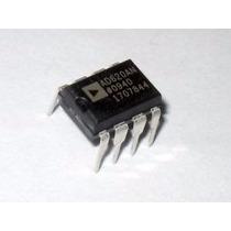 Ad620 Dip, Amplificador De Instrumentación