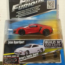 Lykan Hypersport Fast & Furious 7 Build N Collect