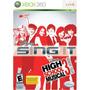 Disney Sing It: High School Musical 3 Superior Año - Xbox