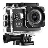Camara Fotografica Video Deportiva Impermeable Tipo 1080p /e