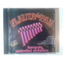Cd Flauta De Pan Sampoña Unlimited Orchestra Omm