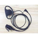 D Forma Auricular Auricular Mic Motorola Radi - 222548132086