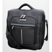 Samsonite Maletin Shooter Shoulder Laptop Bag Black