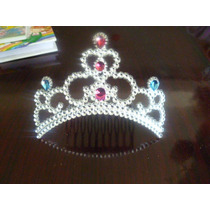 Coronas Princesas Recuerdos Fiestas Tematicas