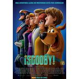 Película Scooby! Doo (2020) 1080p