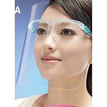 Cubrebocas Transparentes De Plastico Completos 6 Piezas