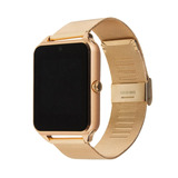 Reloj Inteligente Smartwatch Iwatch Gold Or Silver De Metal