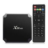 Android Tv Box 4k Smart Tv X96 Mini 1gb Ram 8gb Ssd