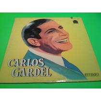 Disco Lp Carlos Gardel Vol.1 Cuesta Abajo, Volver, Silencio
