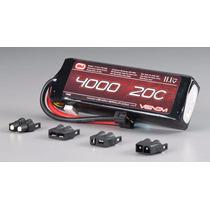 Venom Bateria Lipo 3s 11.1v 4000mah 20c Conector Universal