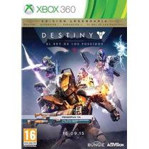 Destiny Edicion Colecionista Juego Completo Descargable