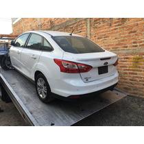 Yonke Ford Focus Sel 2014 Aut Refacciones Partes Huesario