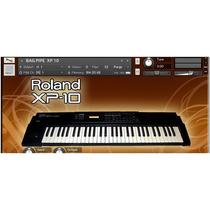 Roland Xp10 Para Kontakt. Más De 200 Sonidos
