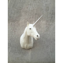 Animales Disecados 100% Artificiales Unicornio ( Unicorn)