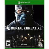 ..:: Mortal Kombat Xl De Xbox One ::.. En Game Center