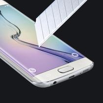 Mica Anti Impacto Para Galaxy S6 Edge Que Cubre Los Bordes