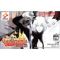 Castlevania Aria Of Sorrow Game Boy Advance Japones