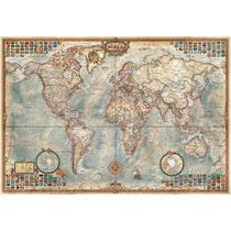 16764 Mapa Político Rompecabezas Mini 1000 Piezas Educa