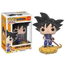 Funko Pop Dragon Ball Goku Y Nube Voladora & Flying Nimbus