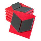 Nuevo! Kit 12 Paneles 3 D Espuma Acustica Calidad Piacústica