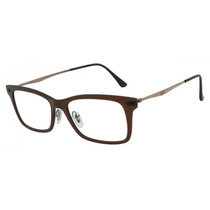 Armazones Ray Ban Ligthray Rb 7039 5450 Brown 51mm Ch-m