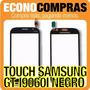 Pantalla Touch Para Samsung Gt-i9060i Negro 100% Nuevo!!!!!