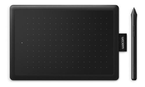 Tableta Digitalizadora Wacom One Small Black/red