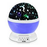 Lampara Led Proyector De Estrellas (mayoreo)  Colores