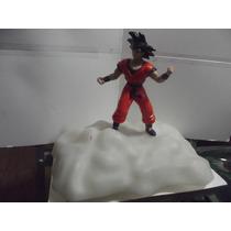 Dr.veneno Dragon Ball Goku Nube Voladora Con Luz