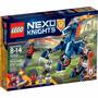 Lego Nexo Knights 70312 Caballo Mecánico De Lance!!