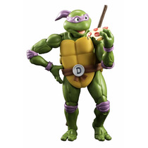 S.h Figuarts Donatello Tortugas Ninja Tmnt / Preventa